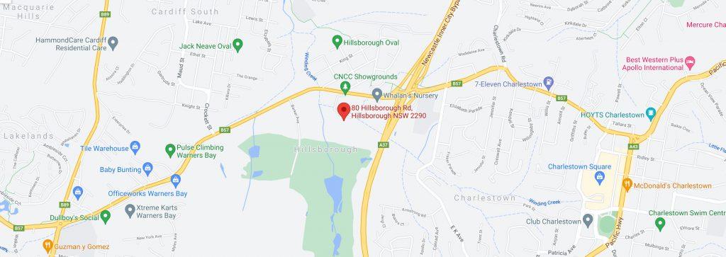 80-Hillsborough-Rd-Google-Maps